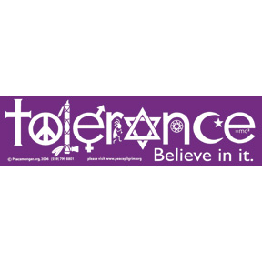Tolerance-Bumper-Sticker-(7103)