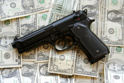 Gun-and-money