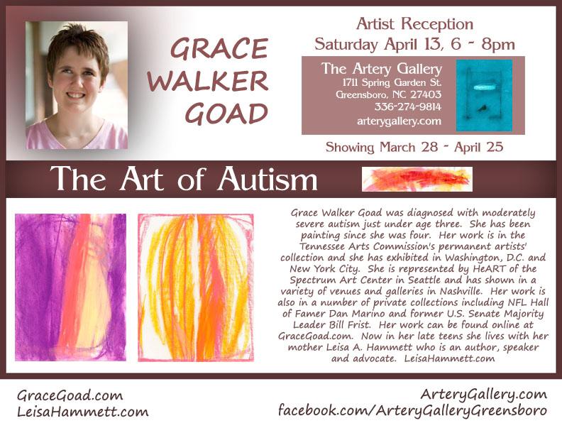 GraceGoad.Artery.Greensboro.4.13.Flyer